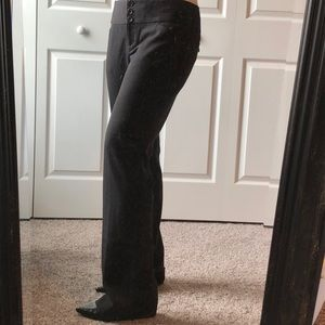 The Limited Cassidy Fit Flare Dress Pant